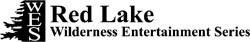 Red Lake Wilderness Entertainment Series Logo